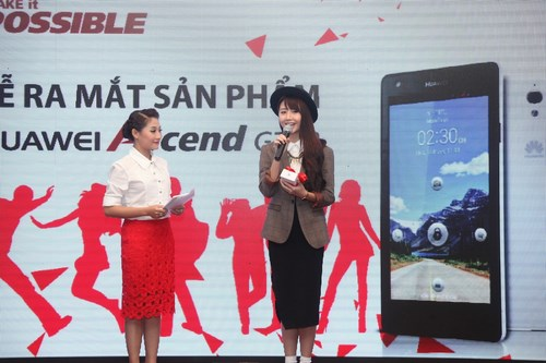 Huawei, Ascend, G700, tren tay, hands-on