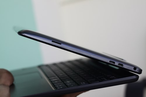 ASUS, Transformer Book T100, can canh, tren tay, hands-on