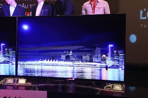 LG, OLED TV