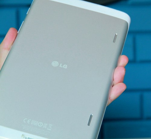 can canh, tren tay, hands-on, unbox, mo hop, LG, G Tablet 8.3