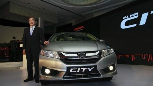 Honda, All New Honda City, City 2014, car-news