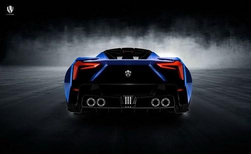 W Motors Lykan Supersport, car-news, supercar, supersport car
