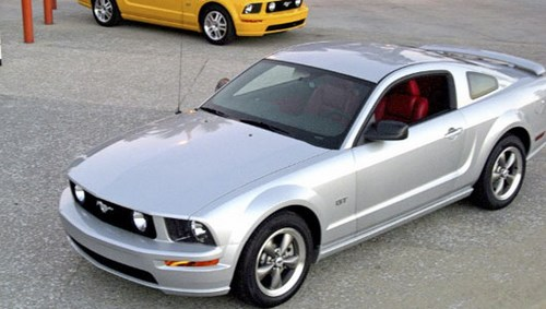 car-news, Ford, Ford Mustang