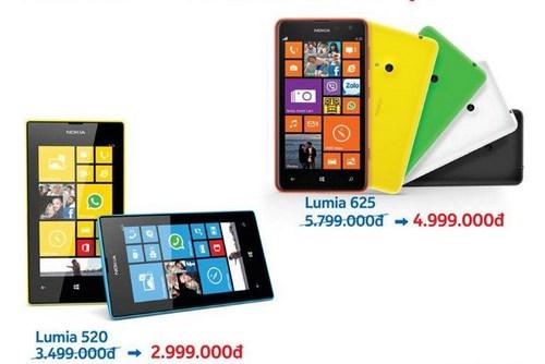Nokia, Lumia, 520, 625