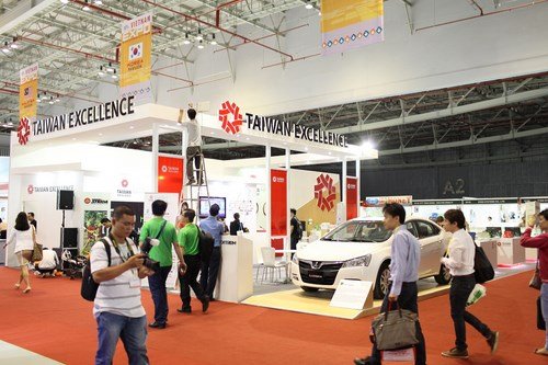 Taiwan Excellence, Vietnam Expo 2013, pr-news