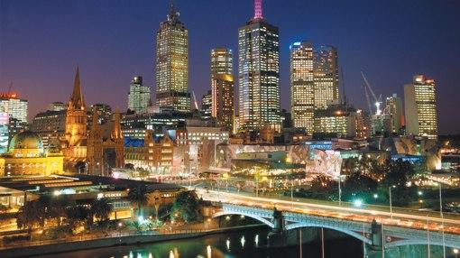 Melbourne, Australia,