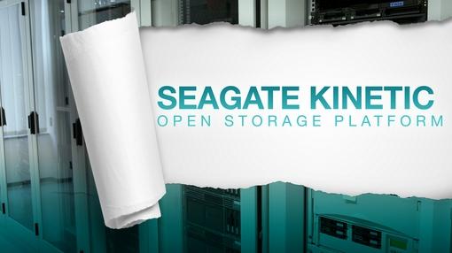 Seagate, Kinetic Open Strorage
