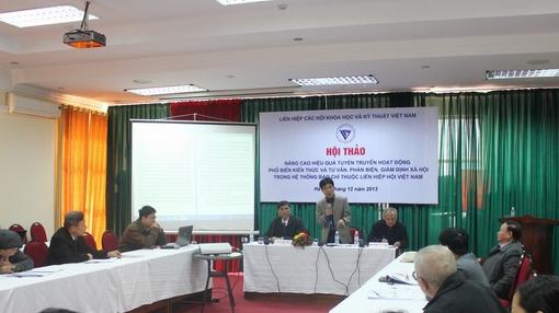 Liền hiệp hội Việt Nam