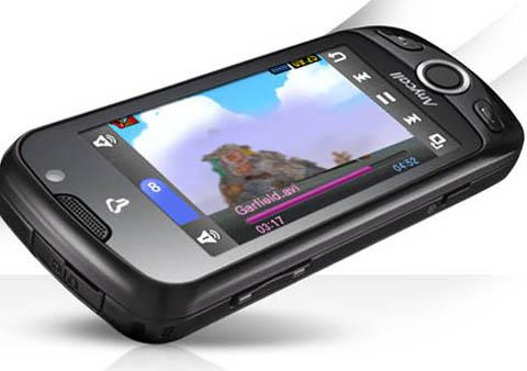 W960 có khả năng hiển thị 3D không cần kính