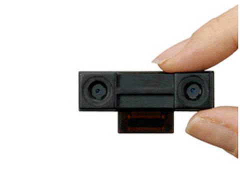 Sharp Camera 3D