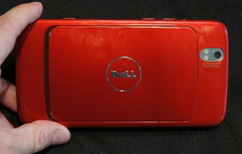 Dell Streak Camera