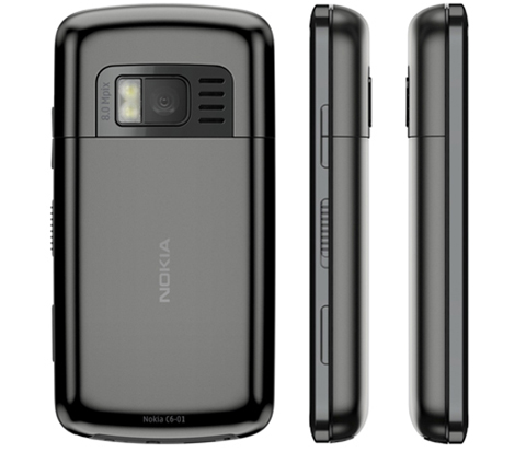 Nokia C6-01 2