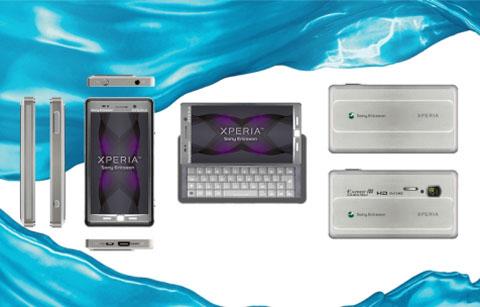 Sony Ericsson Xperia XTX1 l