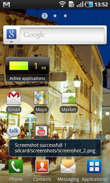 Samsung Galaxy S sẽ nâng cấp lền Froyo