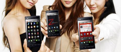 LG Optimus Z: