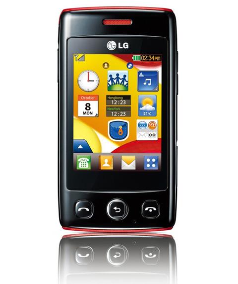 LG Wink Series: