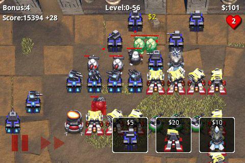 Robo Defense.