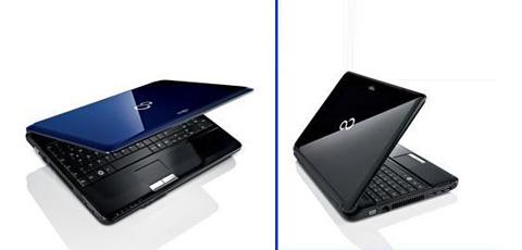 Fujitsu LifeBook AH530 GFX