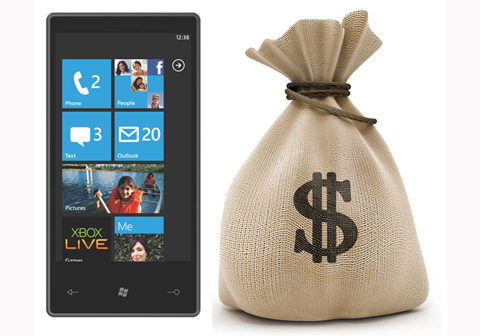 Windows Phone 7, Android