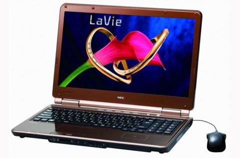 NEC LaVie L