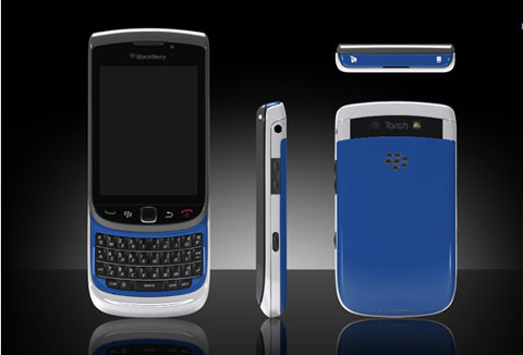 BB Touch 9800