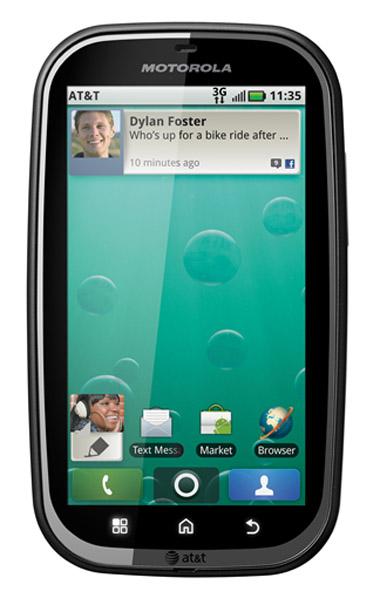 Motorola Bravo (MB520)