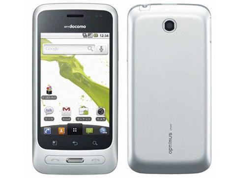 LG  Optimus Chat L-04C
