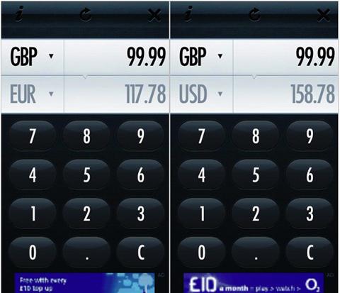 Currencies Touch, Nokia, Ovi, Nokia N8, Ovi store