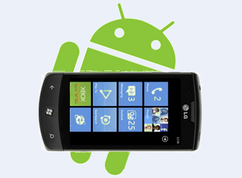 Android vs WP7