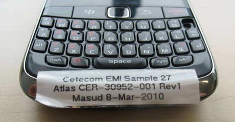 BlackBerry 8980