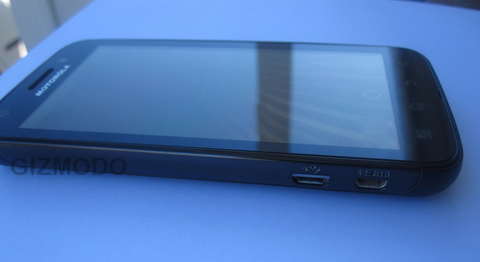 Motorola Olympus MB860