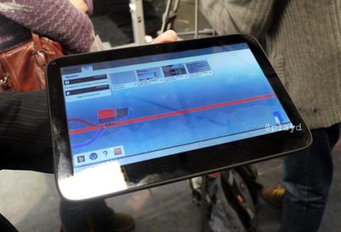 tablet MeeGo