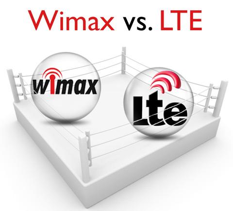 TD-LTE  WiMAX