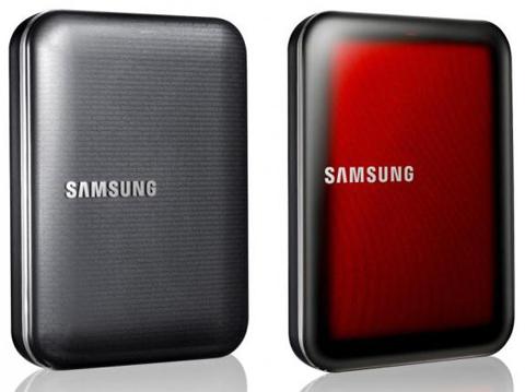 Samsung Portable M2 M3 C2 2.5-inch
