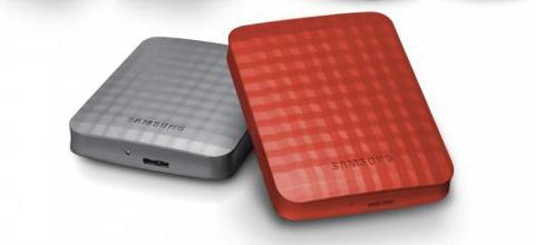 Samsung Portable M2 M3 C2 2,5-inch