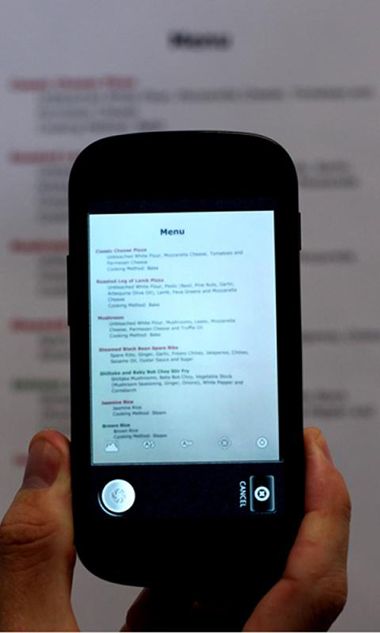 Google Docs cho Android
