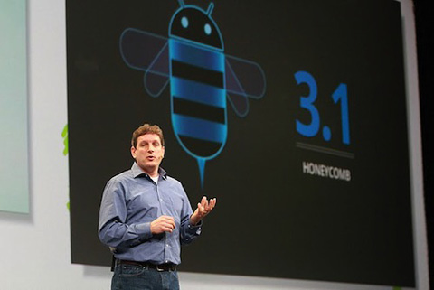 Google Android Honeycomb 3.1