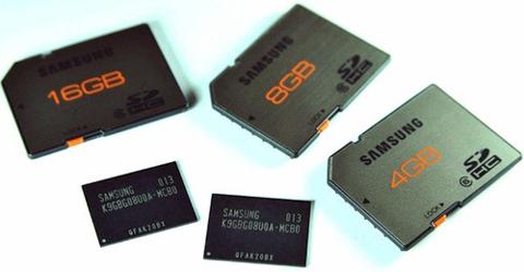 Samsung 64GB MLC NAND, Samsung, 64GB MLC NAND