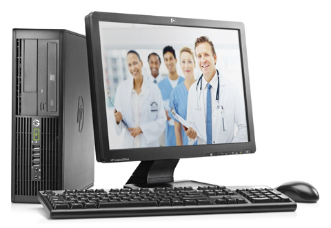 HP Compaq 4000 Pro Business PC, HP, Compaq 4000 Pro Business PC