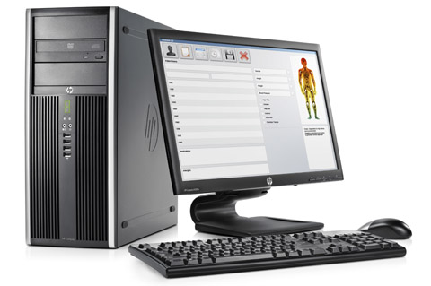 HP Compaq 8200 Elite Business PC, HP, Compaq 8200 Elite Business PC