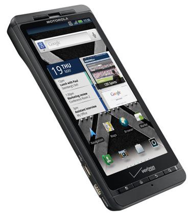 Motorola Droid X2, Motorola, Droid X2