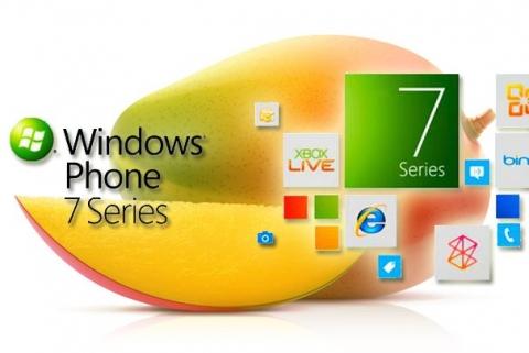 Microsoft, Windows Phone 7, Microsoft Windows Phone 7 Mango