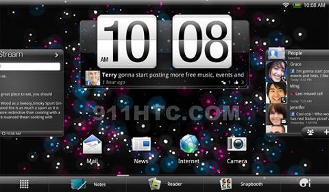 HTC Puccini, HTC, Puccini