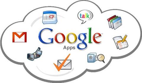 Google Apps, Googl, Gmail, Google Calendar, Google Talk, Google Docs