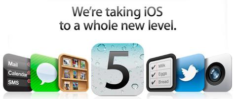 Apple iOS 5, Apple, iOS 5