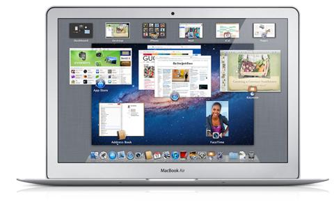 Mac OS X Lion, Apple, OS X Lion
