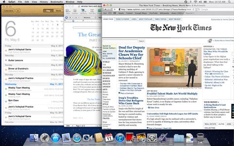 Apple, Mac OSX Lion 10.7, resume