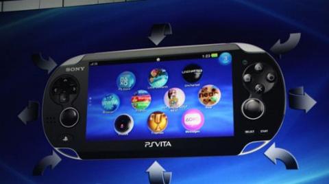 Sony PlayStation Vita, Sony, PS Vita