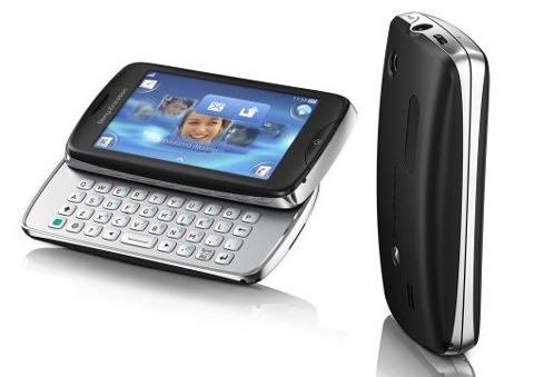 Sony Ericsson, txt pro