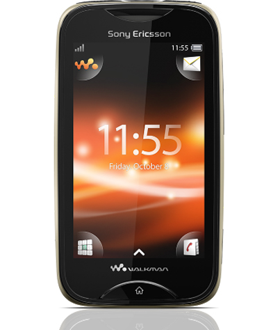 Sony Ericsson, Mix Walkman,